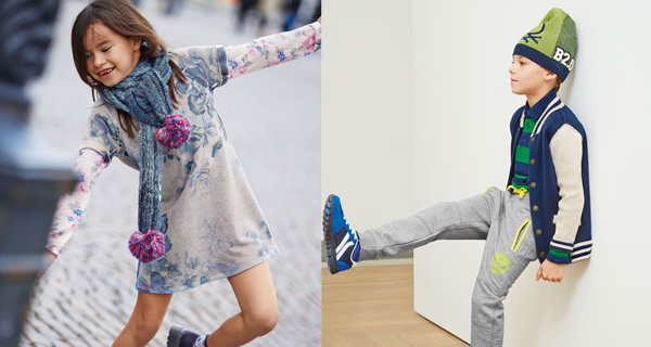 3b0e68fb12 United Colors of Benetton, la nuova collezione bambini per autunno e ...