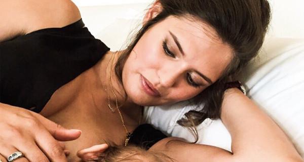 """La top model Bianca Balti, dopo la gravidanza, confessa: """"Sono a dieta per la prima volta in vita mia"""""""