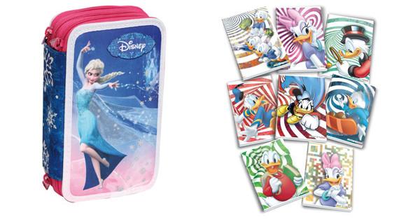 Nuovi prodotti Disney per la scuola dei bambini: astucci, zaini e quaderni