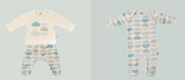 Filobio, la nuova collezione in 100% cotone biologico per bebè da 0 a 24 mesi
