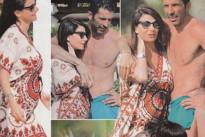 Ilaria D'Amico incinta di Gigi Buffon? Pancino sospetto e nuova vita