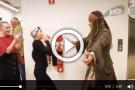 Jack Sparrow visita i bambini malati: la loro commozione alla vista di Johnny Depp