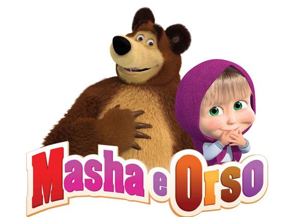 Masha e l orso il cartone animato russo che ha