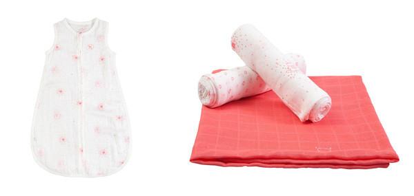 Noukie's presenta la nuova collezione Bambou per bebè: capi in fibra di bamboo e cotone