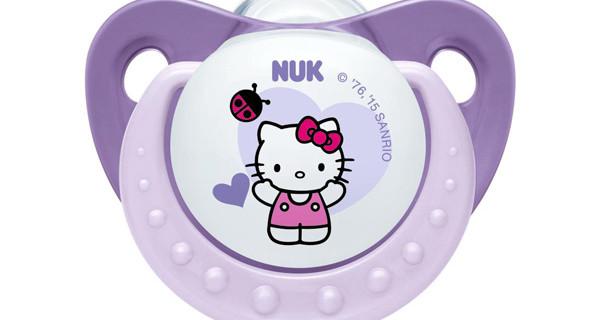 Succhietti, biberon, bevimpara e Active Cup di Hello Kitty: la nuova collezione di NUK