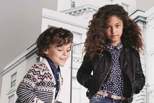 Pepe Jeans London presenta la nuova collezione per bambini e ragazzi 5cb28c2c2b1
