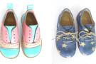 Pèpè e le nuove scarpe per bambini: modelli artigianali dal design senza tempo