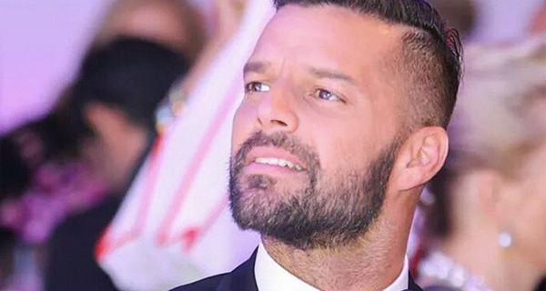 La commovente lettera di Ricky Martin per i suoi bambini