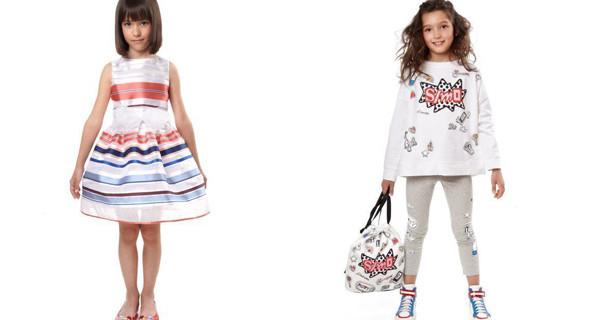 Cosa indosseranno le bambine l'anno prossimo? La nuova collezione di Simonetta