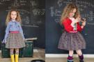 Stella Jean presenta la prima collezione Kidswear FW 15-16: capi in fibre naturali per bambini