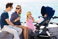 Stokke TrailzTM: il nuovo passeggino sicuro e perfetto per tutta la famiglia