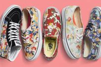 Vans per Disney: le nuove scarpe dedicate alle Principesse