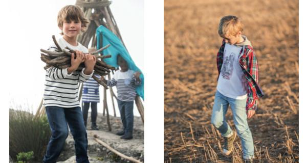 Zgeneration svela la comoda e pratica collezione bambini per l'autunno inverno 2015