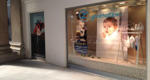 Negozi per bambini a Genova: la nuova apertura dello store Zgeneration