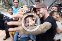 David Beckham ambasciatore Unicef contro la violenza sui bambini. Il suo video