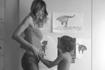 Elena Santarelli incinta del secondo figlio: l'annuncio su Instagram