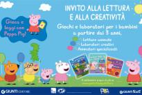 Gioca e leggi con Peppa Pig: attività divertenti per promuovere la lettura tra i bambini