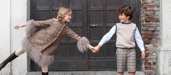La stupenderia: stile ed eleganza per la nuova collezione bambini
