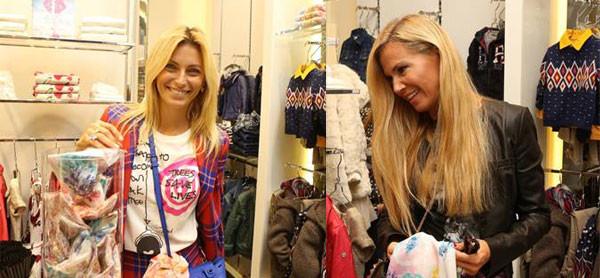 Sarabanda festeggia un anno alla VFNO con le mamme vip Panicucci e Fontana