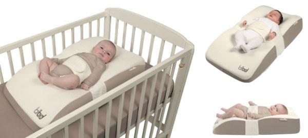 Bibed: il materasso ergonomico per neonati ideato da un osteopata