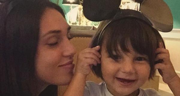 """Cecilia Rodriguez parla della sua vita: """"Il mio rapporto con Valerio Scanu e le mie giornate con Santiago"""""""