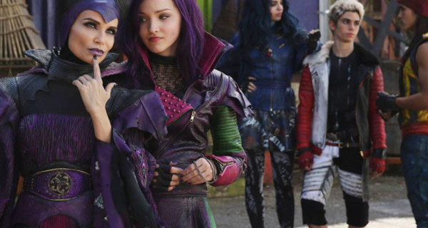 Disney Channel presenta Descendants 2: protagonisti i figli dei cattivi