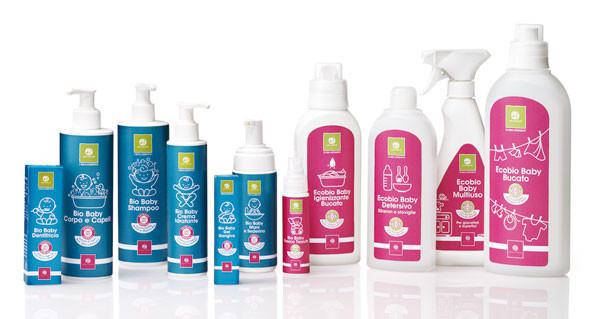 Detergenti e Cosmetici per neonati: nasce la nuova linea Bio di Nati Naturali