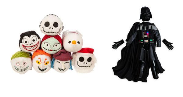 Costumi e accessori per Halloween: le proposte Disney per bambini