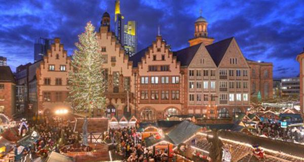 Mercatini di Natale a Francoforte: ecco cosa fare anche con i bambini