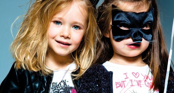 Cosa indossare ad Halloween? I look dei bambini secondo i brand di moda