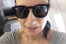 """Laura Pausini lontana dalla figlia Paola in aereo: """"Sono 11 ore di volo, succede solo in Italia"""""""