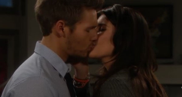 Anticipazioni nuove puntate Beautiful: Liam dopo Ivy sposa di nuovo Steffy?