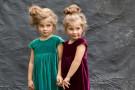 Margherita Kids presenta gli abiti per bambine dedicati alle feste di Natale