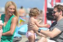 Michelle Hunziker incinta del quarto figlio? Le parole della presentatrice