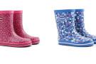 Che scarpe indossare quando piove? Gli stivali della pioggia per bambine di Havaianas
