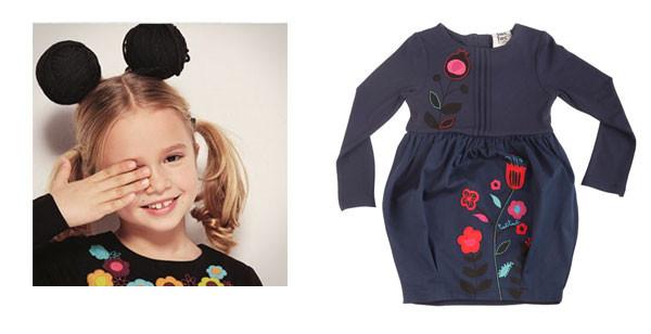 Abiti per le feste: l'abbigliamento da scegliere per le bambine