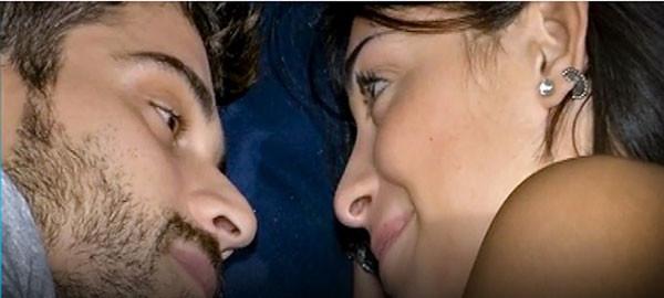 Uomini e Donne anticipazioni: Amedeo e Fabiola, durante l'esterna finalmente il bacio?