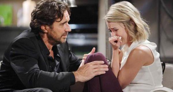 Beautiful anticipazioni: Thomas ama Ivy e scopre il segreto di Caroline, il figlio è suo?