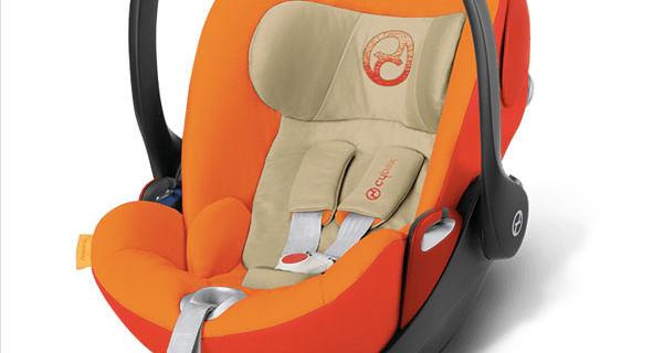 Più sicuri in auto: i seggiolini dotati del sistema di Protezione lineare nell'impatto laterale