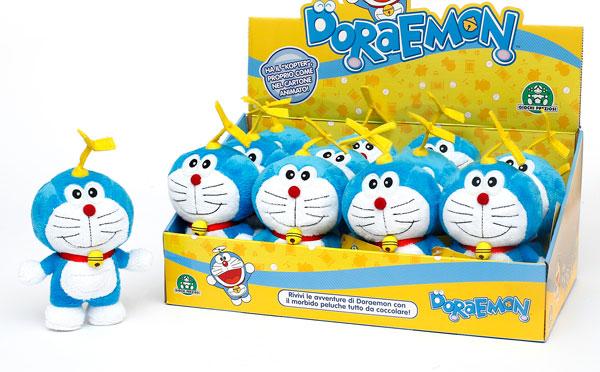 Regali Di Natale Per Bambini Torna Il Peluche Di Doraemon Bimbochic
