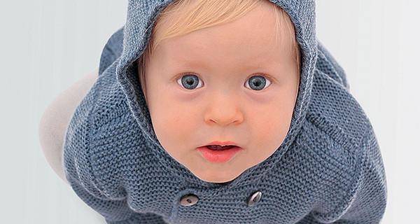Filobio e la giacchina 100% lana merino per tenere al caldo i bimbi in inverno