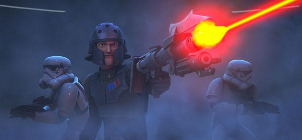 Su Sky arriva il canale Star Wars Rebels: la nuova serie animata Lego per bambini