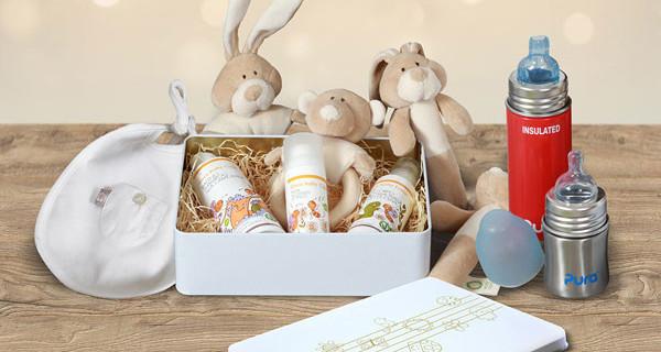 Natural Box, la scatola di latta che contiene preziosi regali di Natale