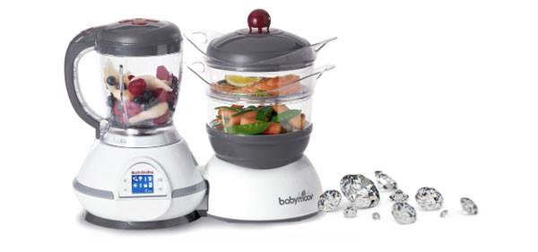 Nutribaby, il robot 100% automatico per cucinare in famiglia