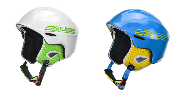 Salice Occhiali presenta il nuovo casco da sci per bambini: ecco KID
