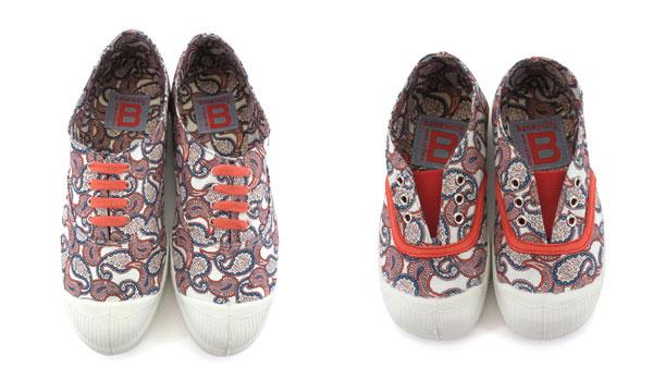 3bf67df12cb349 Bensimon dedica alla prossima stagione le nuove scarpe per mamma e bimba |  BimboChic