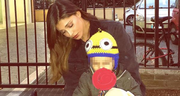 Belen Rodriguez è incinta? Il Natale diverso del piccolo Santiago