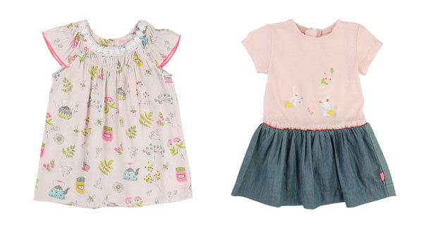 Billieblush presenta la nuova collezione per bambine: il guardaroba sarà pieno di fiori