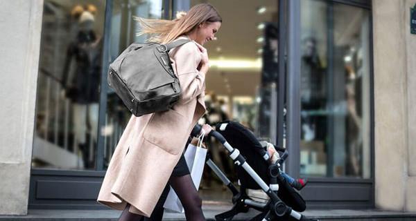 Cosa regalare a Natale ad una futura mamma? La borsa cambio chic e alla moda