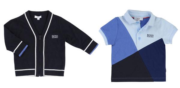 BOSS Kidswear, la nuova collezione Primavera Estate 2016 per bambini